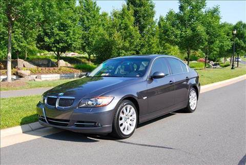 2007 BMW 3 Series for sale at Blue Line Motors in Winchester VA