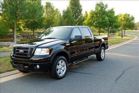 2008 Ford F-150 for sale at Blue Line Motors in Winchester VA