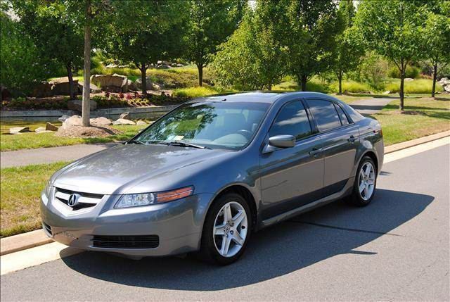 2005 Acura TL for sale at Blue Line Motors in Winchester VA