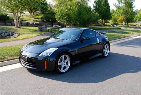 2007 Nissan 350Z for sale at Blue Line Motors in Winchester VA