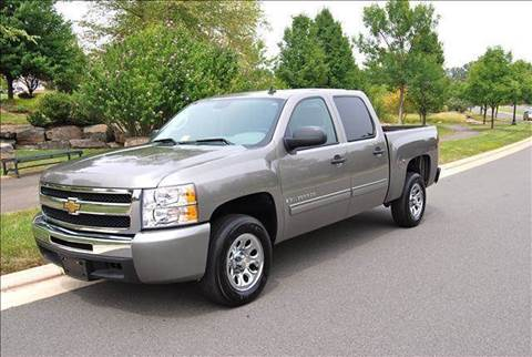 2009 Chevrolet Silverado 1500 for sale at Blue Line Motors in Winchester VA