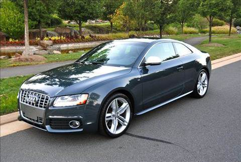 2008 Audi S5 for sale at Blue Line Motors in Winchester VA