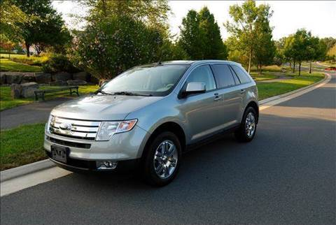 2007 Ford Edge for sale at Blue Line Motors in Winchester VA