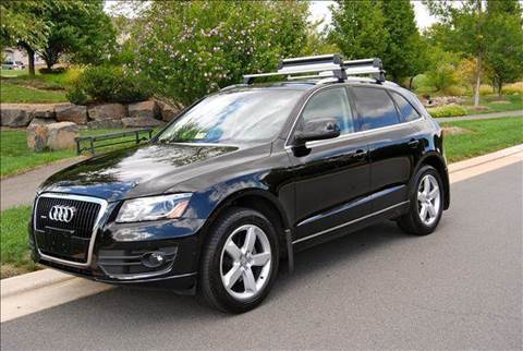 2009 Audi Q5 for sale at Blue Line Motors in Winchester VA