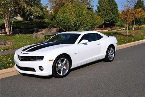 2011 Chevrolet Camaro for sale at Blue Line Motors in Winchester VA
