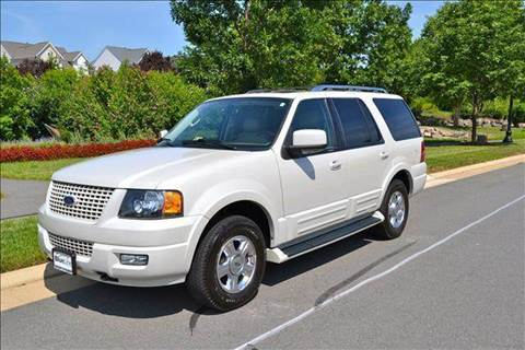 2006 Ford Expedition for sale at Blue Line Motors in Winchester VA