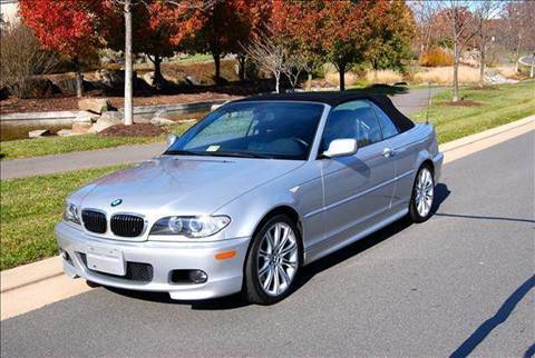 2006 BMW 3 Series for sale at Blue Line Motors in Winchester VA