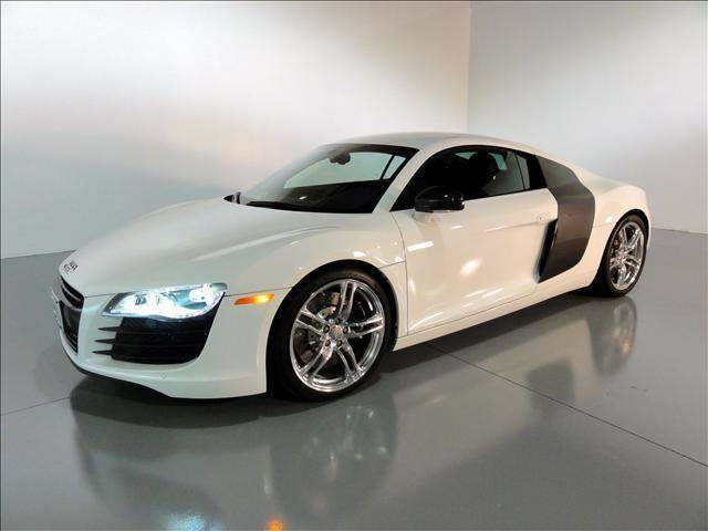2010 Audi R8 for sale at Blue Line Motors in Winchester VA