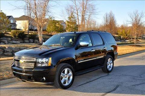 2009 Chevrolet Tahoe for sale at Blue Line Motors in Winchester VA