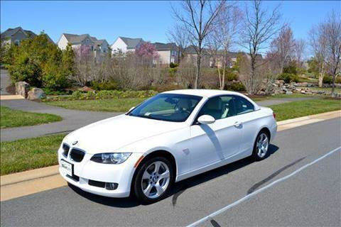 2009 BMW 3 Series for sale at Blue Line Motors in Winchester VA
