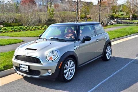 2008 MINI Cooper for sale at Blue Line Motors in Winchester VA