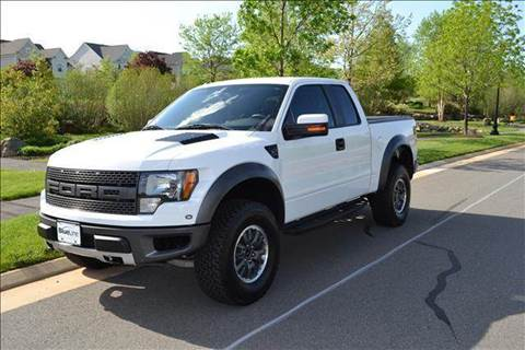 2010 Ford F-150 for sale at Blue Line Motors in Winchester VA