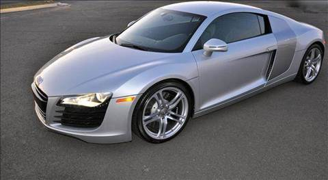 2008 Audi R8 for sale at Blue Line Motors in Winchester VA
