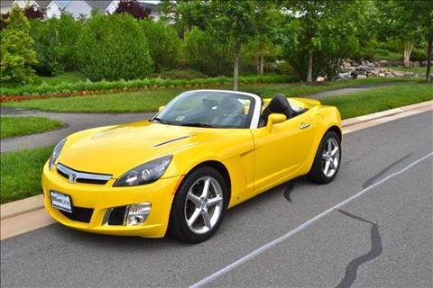 2008 Saturn SKY for sale at Blue Line Motors in Winchester VA