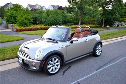 2008 MINI Cooper for sale at Blue Line Motors in Winchester VA