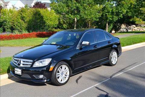 2008 Mercedes-Benz C-Class for sale at Blue Line Motors in Winchester VA