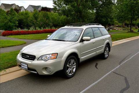 2006 Subaru Outback for sale at Blue Line Motors in Winchester VA