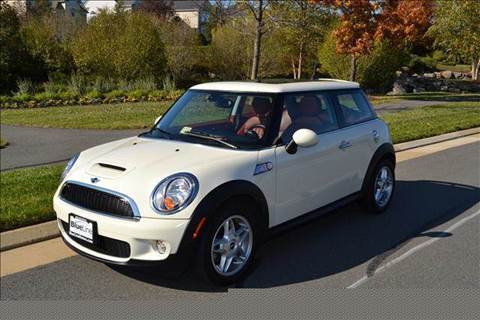 2007 MINI Cooper for sale at Blue Line Motors in Winchester VA