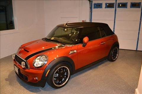 2011 MINI Cooper for sale at Blue Line Motors in Winchester VA
