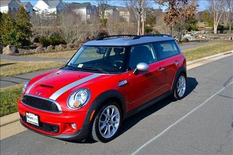 2011 MINI Cooper Clubman for sale at Blue Line Motors in Winchester VA