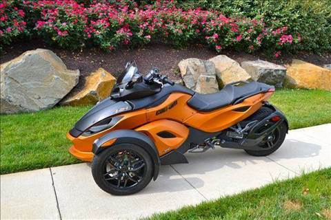 2011 Can-Am SPYDER  for sale at Blue Line Motors in Winchester VA