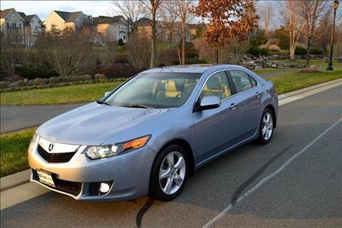 2009 Acura TSX for sale at Blue Line Motors in Winchester VA