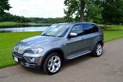 2008 BMW X5 for sale at Blue Line Motors in Winchester VA