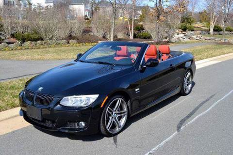 2011 BMW 3 Series for sale at Blue Line Motors in Winchester VA