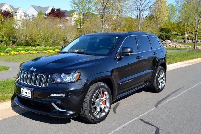2012 Jeep Grand Cherokee for sale at Blue Line Motors in Winchester VA