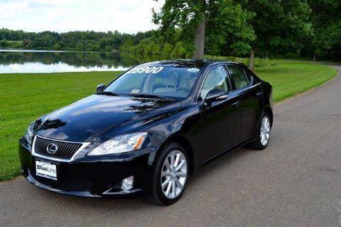 2010 Lexus IS 250 for sale at Blue Line Motors in Winchester VA