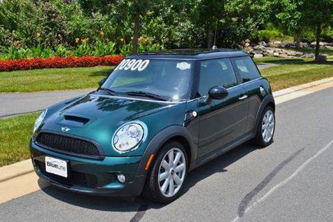 2009 MINI Cooper for sale at Blue Line Motors in Winchester VA