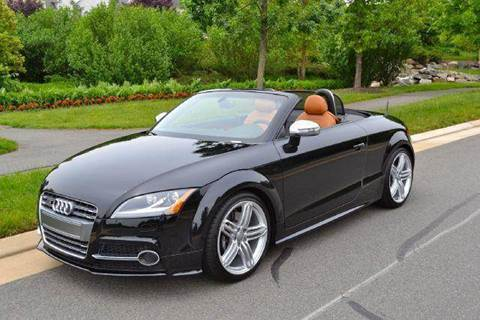 2011 Audi TTS for sale at Blue Line Motors in Winchester VA