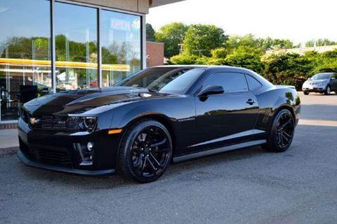 2012 Chevrolet Camaro for sale at Blue Line Motors in Winchester VA