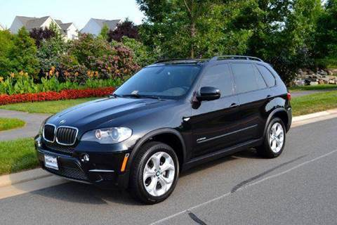 2011 BMW X5 for sale at Blue Line Motors in Winchester VA