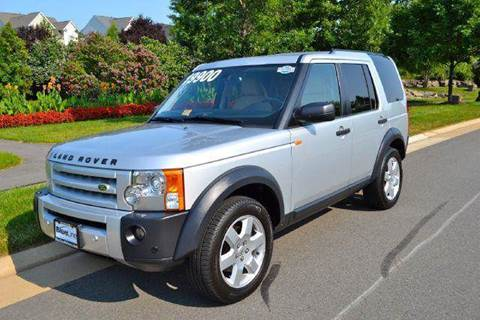 2006 Land Rover LR3 for sale at Blue Line Motors in Winchester VA