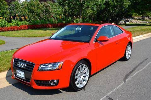 2011 Audi A5 for sale at Blue Line Motors in Winchester VA