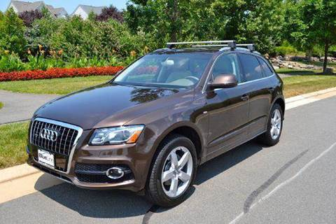 2011 Audi Q5 for sale at Blue Line Motors in Winchester VA