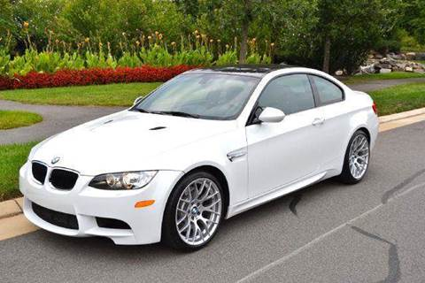 2011 BMW M3 for sale at Blue Line Motors in Winchester VA