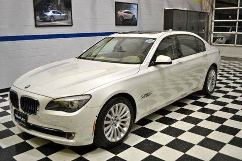2009 BMW 7 Series for sale at Blue Line Motors in Winchester VA