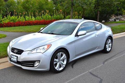2010 Hyundai Genesis Coupe for sale at Blue Line Motors in Winchester VA