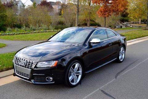 2012 Audi S5 for sale at Blue Line Motors in Winchester VA