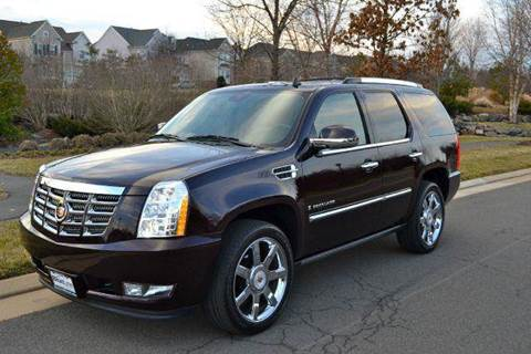 2009 Cadillac Escalade for sale at Blue Line Motors in Winchester VA