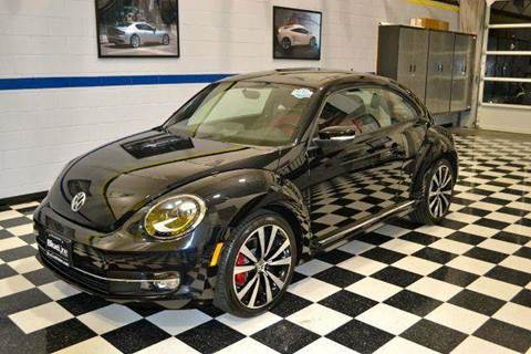 2013 Volkswagen Beetle for sale at Blue Line Motors in Winchester VA