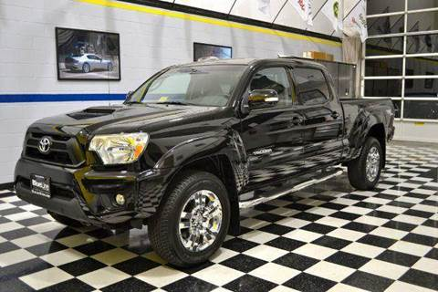 2012 Toyota Tacoma for sale at Blue Line Motors in Winchester VA