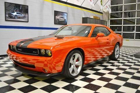 2008 Dodge Challenger for sale at Blue Line Motors in Winchester VA