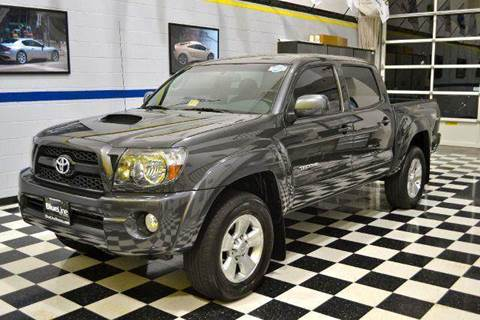 2011 Toyota Tacoma for sale at Blue Line Motors in Winchester VA