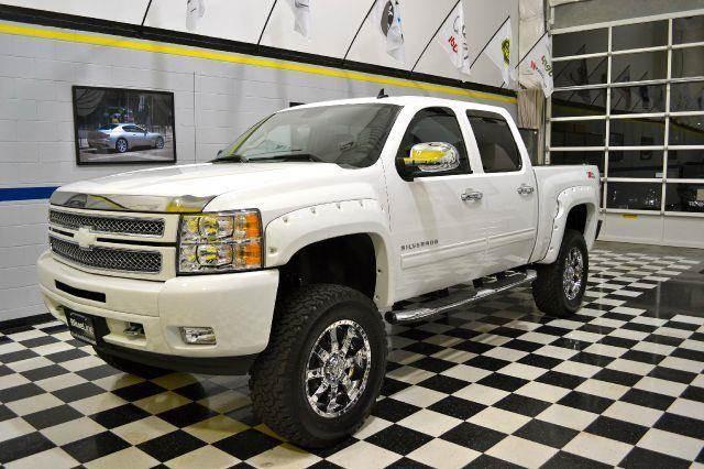 2012 Chevrolet Silverado 1500 for sale at Blue Line Motors in Winchester VA