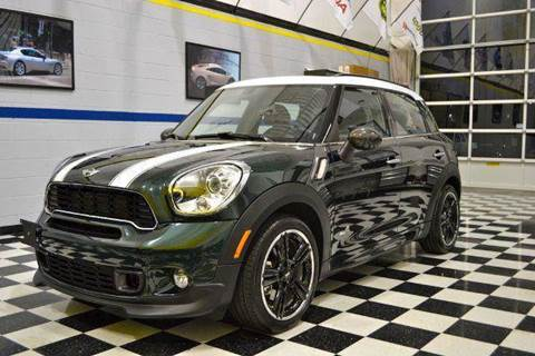 2011 MINI Cooper Countryman for sale at Blue Line Motors in Winchester VA