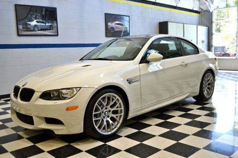 2013 BMW M3 for sale at Blue Line Motors in Winchester VA