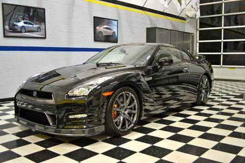 2013 Nissan GT-R for sale at Blue Line Motors in Winchester VA